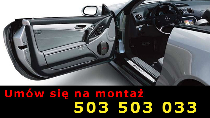 Montaż car audio Elektrodor